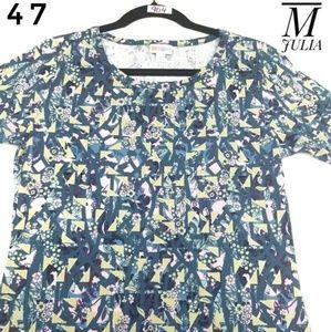 M LULAROE JULIA DRESS